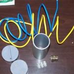 Elements pour construire le balun