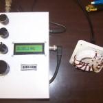 Mesure ANTAN du balun avec charge 200 ohms à 28 MHz