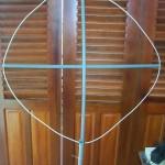 Antenne de réception bandes-basses