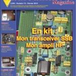 Articles parus dans Radioamateur Magazine et HAM Radio Magazine