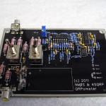 Le QRPometer : kit WattMètre - ROSMètre QRP