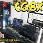 QSL CQ8X
