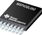 Microcontrôleur MSP430 de chez TI