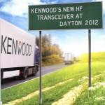 Le nouveau haut de gamme HF de Kenwood présenté à Dayton - C'est confirmé
