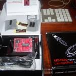 Premiers pas avec le LaunchPad de TI