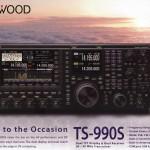 Publicité Kenwood TS-990s parue dans QST juin 2012