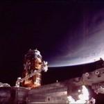 Arrimage du cargo HTV3 sur l'ISS