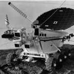 Robot lunaire Lunokhod 2