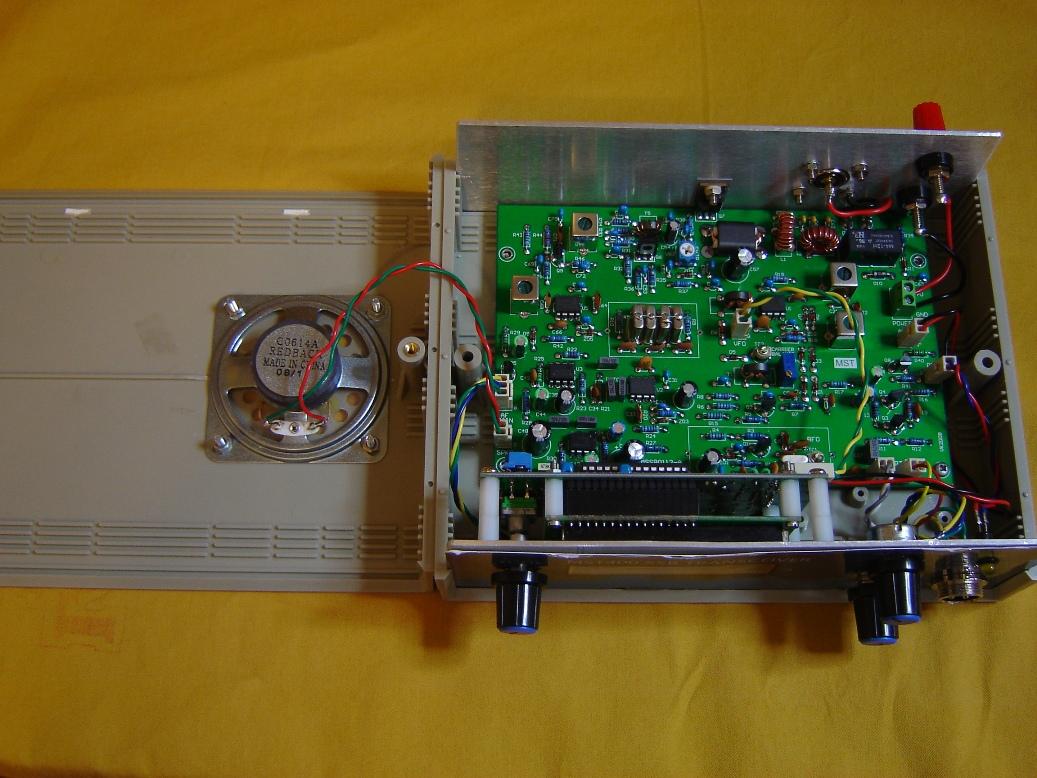 Minimalist Sideband Transceiver BLU QRP