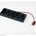 Chute de tension dans les portes batteries