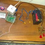 QRP Portable Setup XV4Y