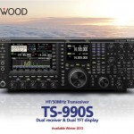 Brochure officielle en anglais du Kenwood TS-990s