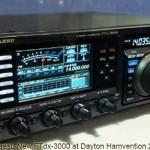 Les premiers FTDX-3000 de Yaesu livrés aux USA