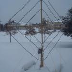 Antenne cadre de réception pour 160-80 et 40 mètres