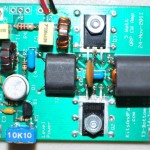 Amplificateur QRP 5W pour CW ou QRSS
