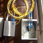 La fibre optique à la maison