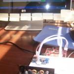 Balise WSPR AD9850 et MSP430
