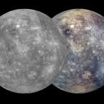 Photos de Mercure par Messenger (NASA)