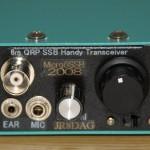 BLU 50 MHz par JR8DAG