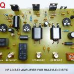 Amplificateur linéaire G6LBQ pour le Bitx multibande