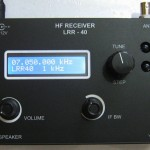Disponibilité du LRR-40 chez VU3GEK/KJ6LRR [MAJ]