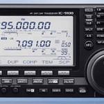 Revue de l'Icom IC-9100 dans QST disponible en ligne
