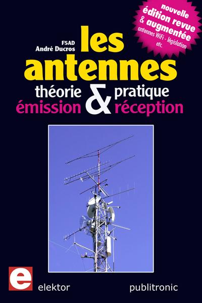 Livre les antennes de F5AD