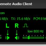 Utiliser vos transceiver à distance avec RemAud de DF3CB