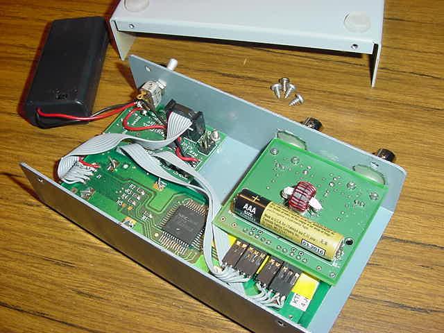 Kit milliwattmètre K5BCQ