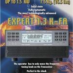 Nouvel ampli Expert 1.3K FA