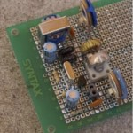 Un transceiver avec 1 seul transistor : Le GNAT-40 par N7ZWY