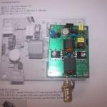 Montage d'un Amplificateur 5W classe C de chez kitsandparts.com
