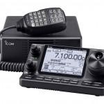 L'Icom IC-7100 disponible à la commande