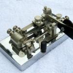 Copie d'une clé morse Mecograph par G3YUH