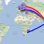 Point sur la propagation, le traffic et les QSL à la mi-juin