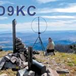 KD9KC QSL 2012 SOTA