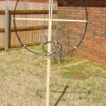 Une antenne boucle magnétique sans CV haute tension