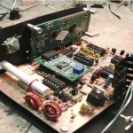 Kit transceiver HF multi-bande KD1JV