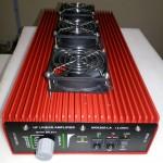 Amplificateur HF 400W par KJ6LRR/VU3GEK