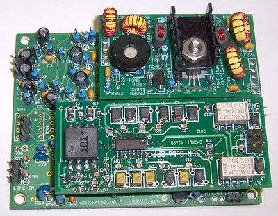 SDR Cube Module MultiRX