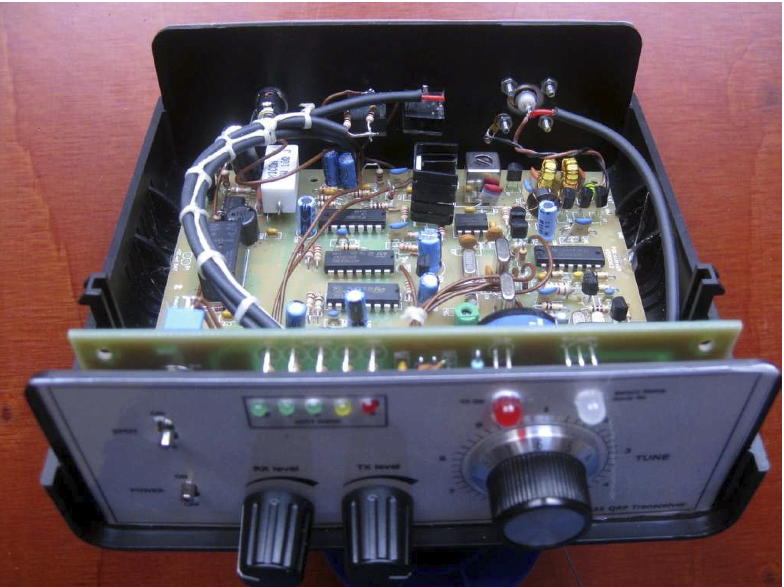 Transceiver 14MHz PSK31 design PI4RAZ par G6LBQ DXKits