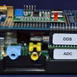 Un wobuloscope à partir d'un Raspberry Pi et d'un DDS