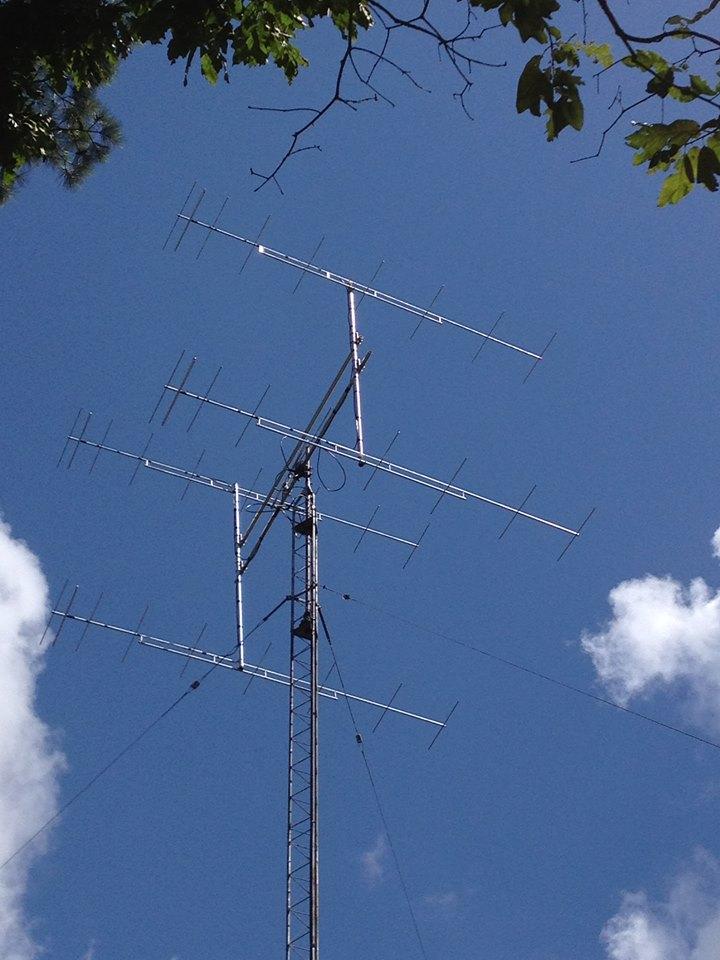 K7BV Groupement antennes EME Innovantennas