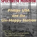 The Spectrum Monitor : Nouveau magazine en ligne pour les SWL