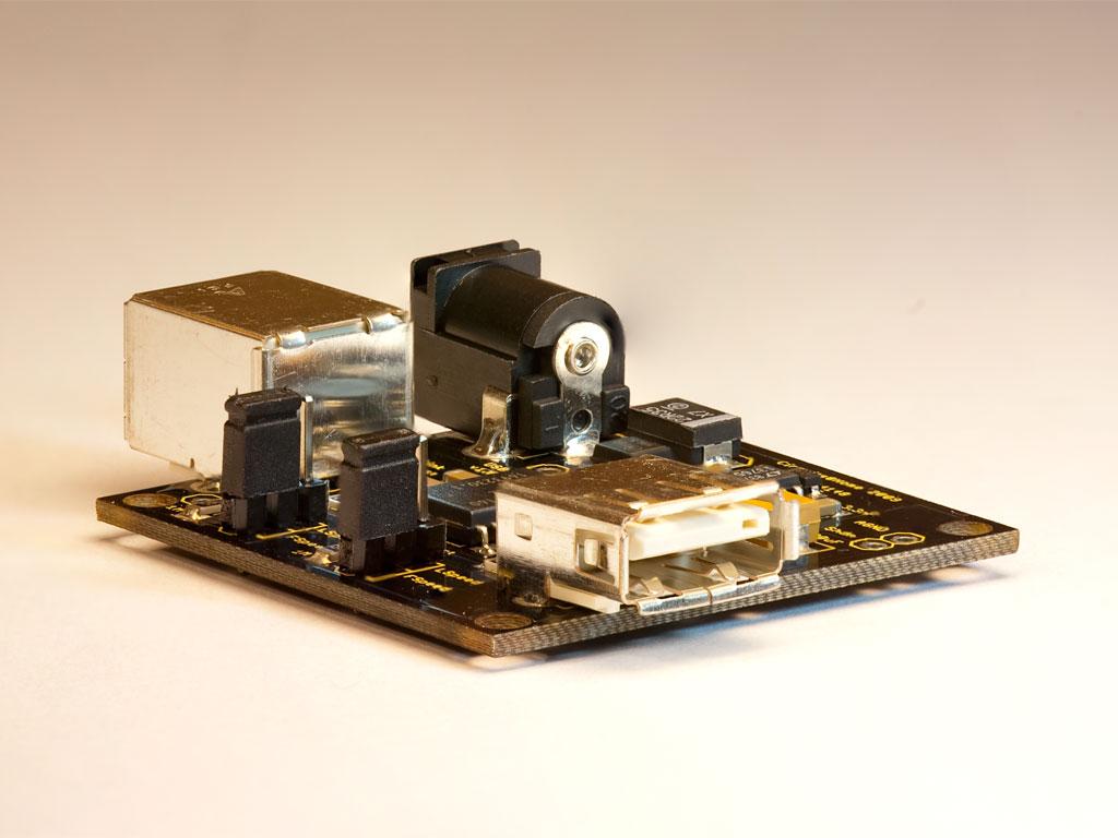 Isolateur USB en kit avec ADuM4160