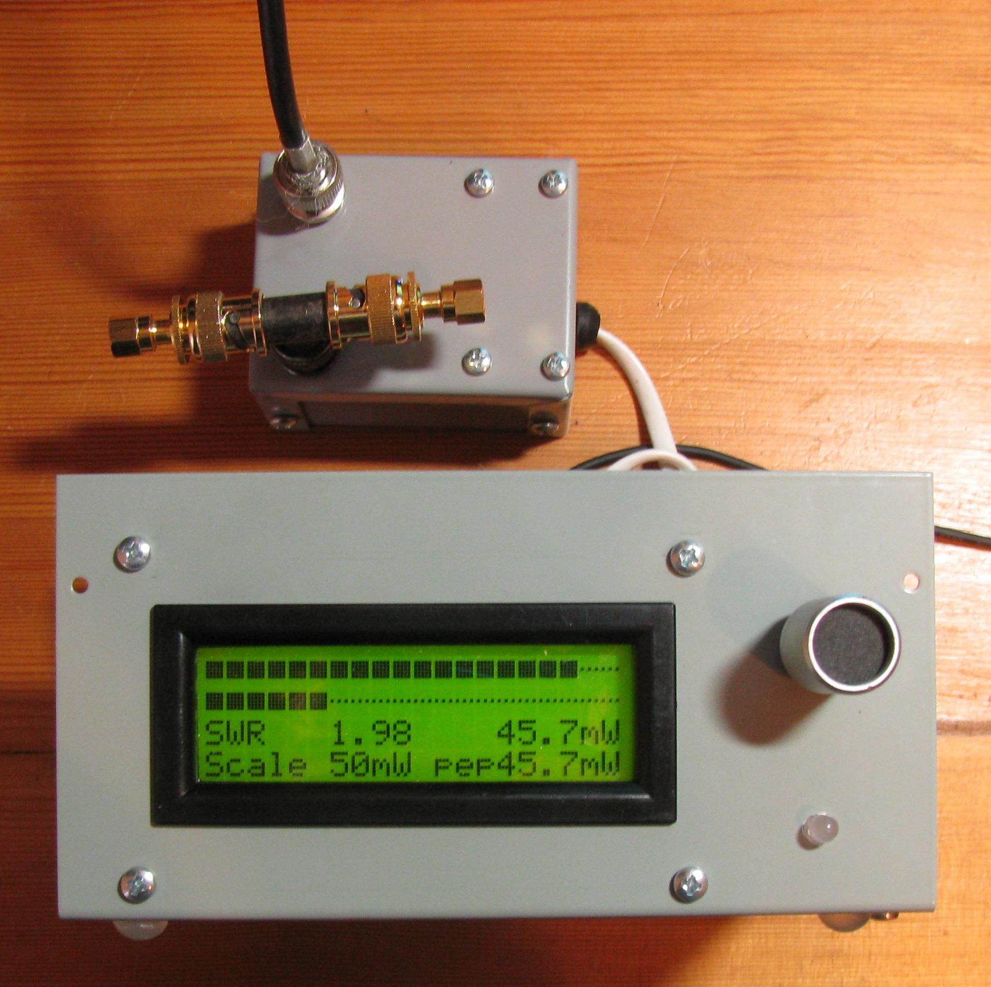 Wattmètre ROSmètre opensource TF3LJ