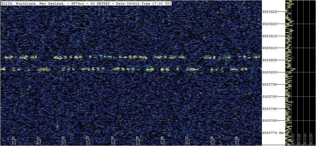 Capture ZL2IK grabber 2014-06-04 80m XV4Y