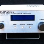Kit pour débutants : le MBDC de KD1JV déjà disponible chez Hendricks QRP kits