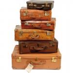Pile de valise