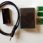 Manipulateur sensitif tactile en kit par OK1IAK